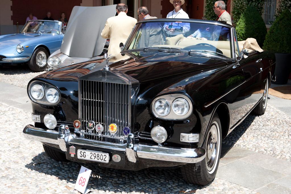 Rolls-Royce Silver Cloud III DHC - Chassis: LSJR5710   - 2011 Concorso d'Eleganza Villa d'Este