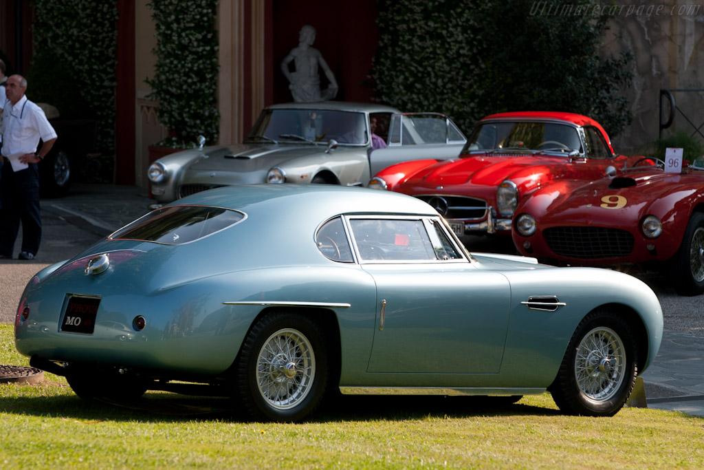 Siata 208 CS Balbo Berlinetta - Chassis: CS069 - Entrant: Jan de Reu  - 2011 Concorso d'Eleganza Villa d'Este