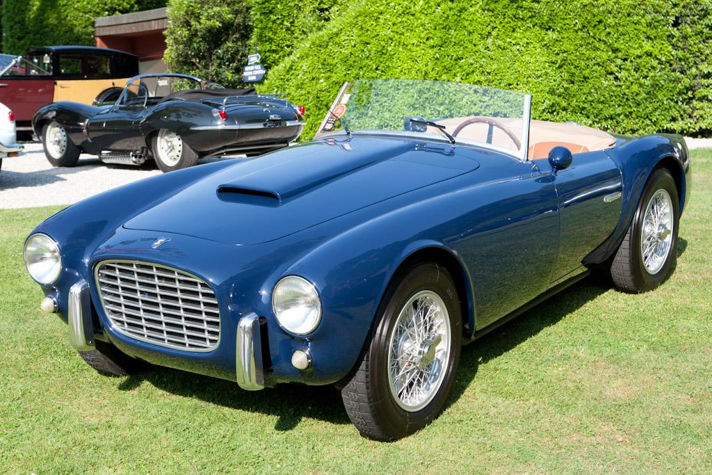 Siata 208 S Motto Spider - Chassis: BS535   - 2011 Concorso d'Eleganza Villa d'Este