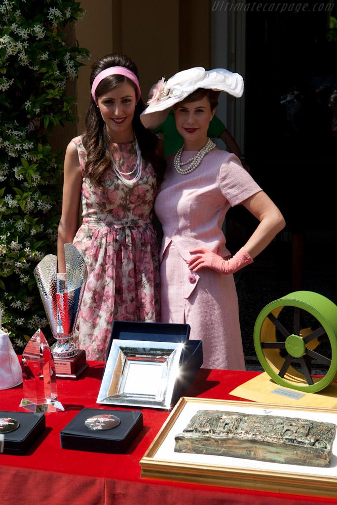 The Prizes    - 2011 Concorso d'Eleganza Villa d'Este