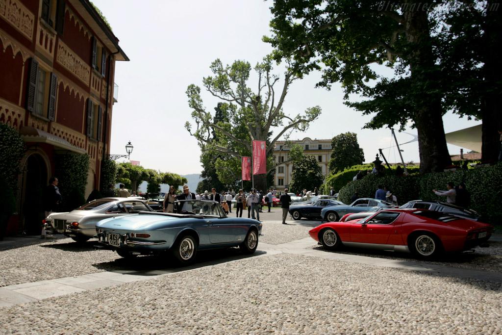 Welcome to Villa d'Este   - 2011 Concorso d'Eleganza Villa d'Este