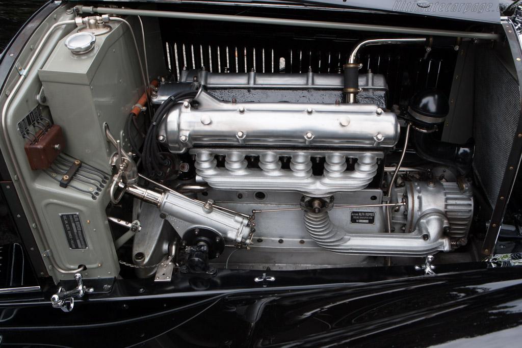 Alfa Romeo 6C 1750 Gran Sport Zagato Spider - Chassis: 10814356   - 2013 Concorso d'Eleganza Villa d'Este