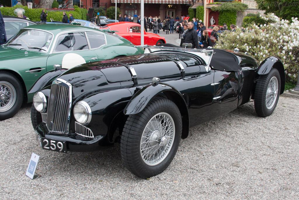 Aston Martin 2-Litre Sports 'Spa Replica'    - 2013 Concorso d'Eleganza Villa d'Este