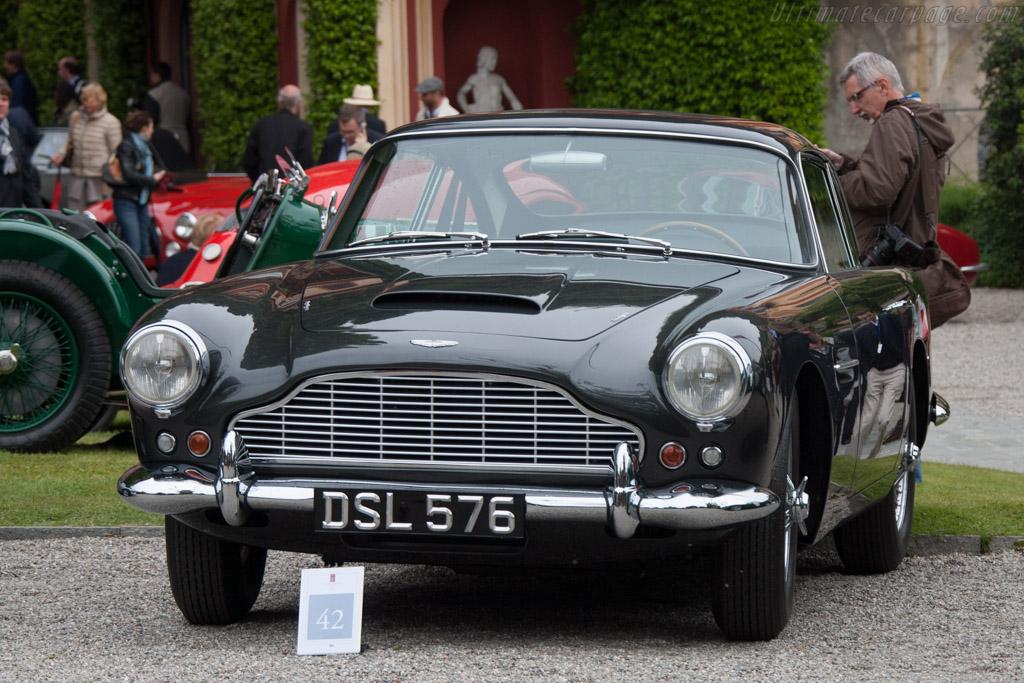 Aston Martin DB4 SS    - 2013 Concorso d'Eleganza Villa d'Este