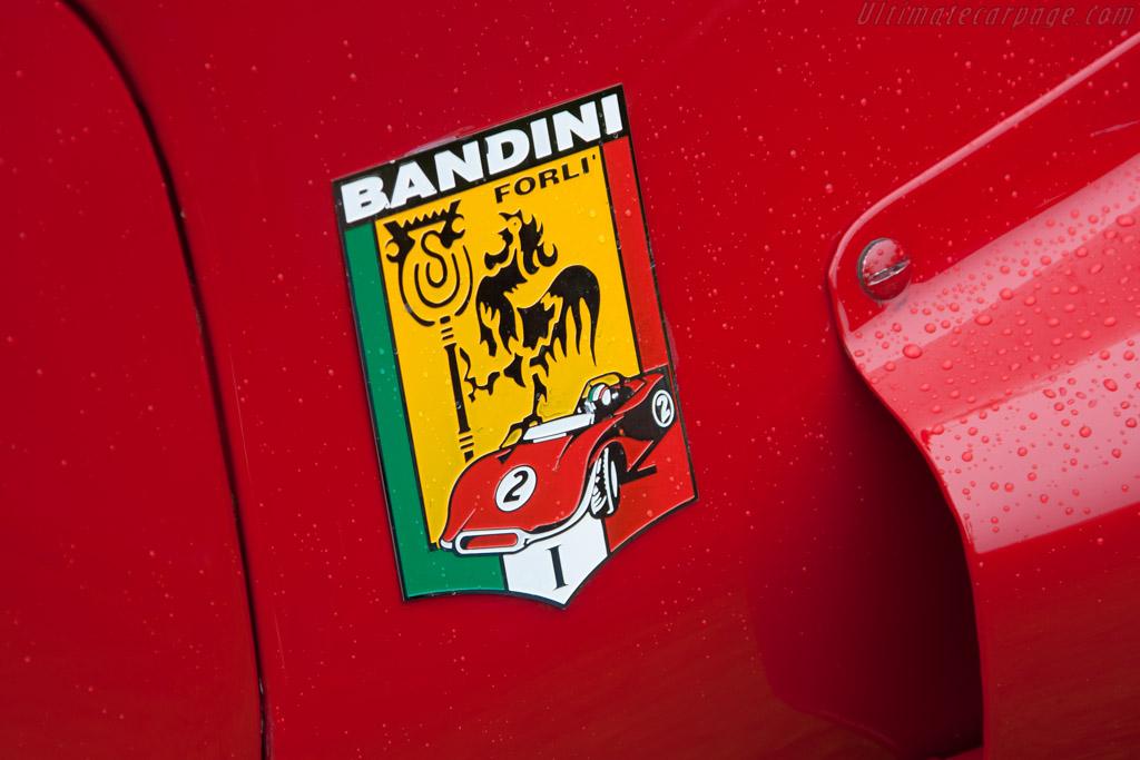 Bandini 750 Siluro    - 2013 Concorso d'Eleganza Villa d'Este