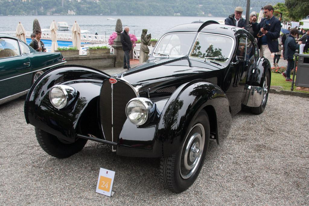 Bugatti Type 57 SC Atlantic - Chassis: 57591   - 2013 Concorso d'Eleganza Villa d'Este