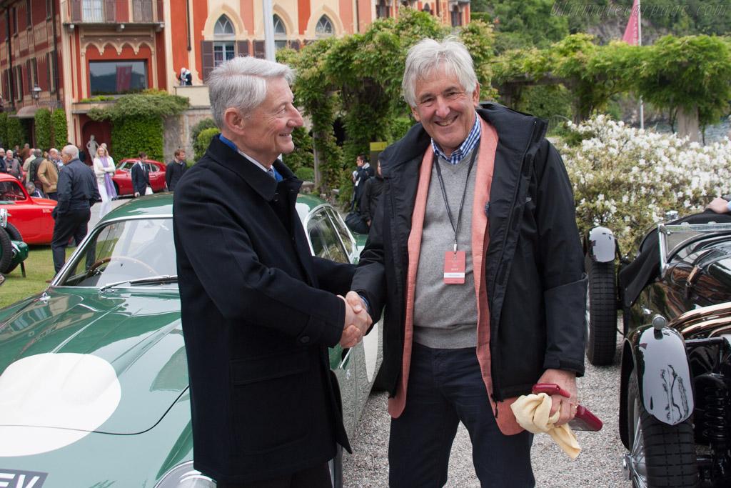 Ercole Spada - Chassis: DB4GT/0183/R   - 2013 Concorso d'Eleganza Villa d'Este