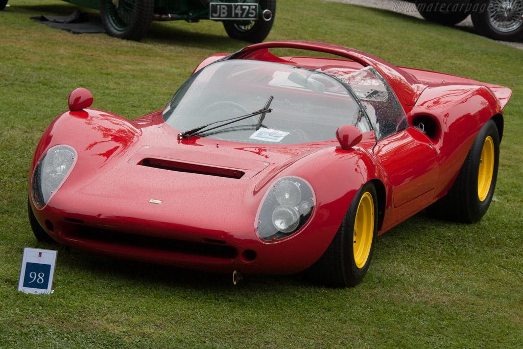 Ferrari 206 P - Chassis: 0834   - 2013 Concorso d'Eleganza Villa d'Este