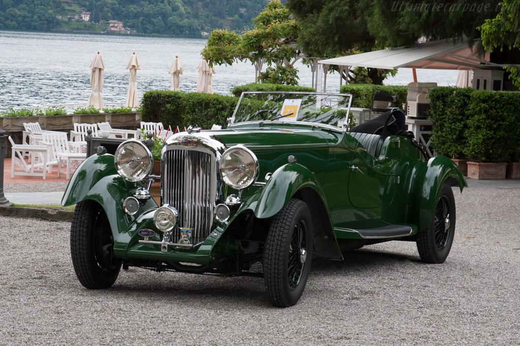 Lagonda  LG45 Rapide    - 2013 Concorso d'Eleganza Villa d'Este