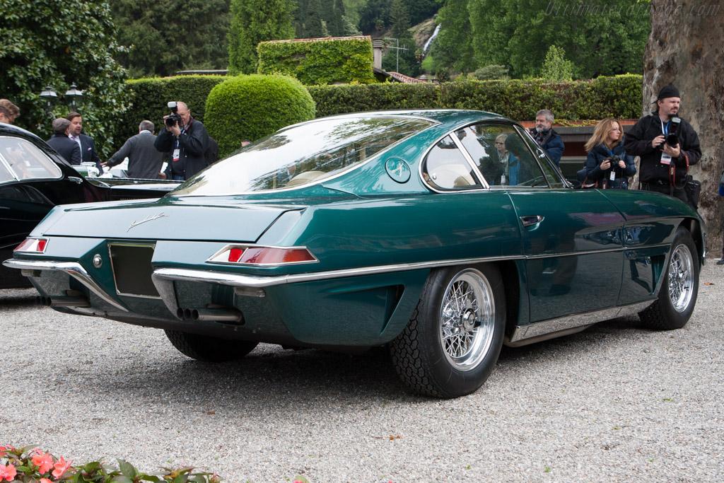 Lamborghini 350 GTV - Chassis: 0001 - Entrant: Albert Spiess  - 2013 Concorso d'Eleganza Villa d'Este