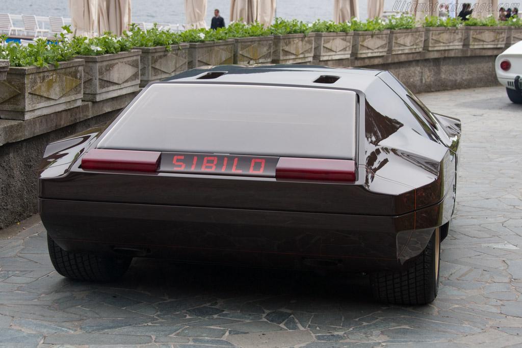 Lancia Sibilo    - 2013 Concorso d'Eleganza Villa d'Este