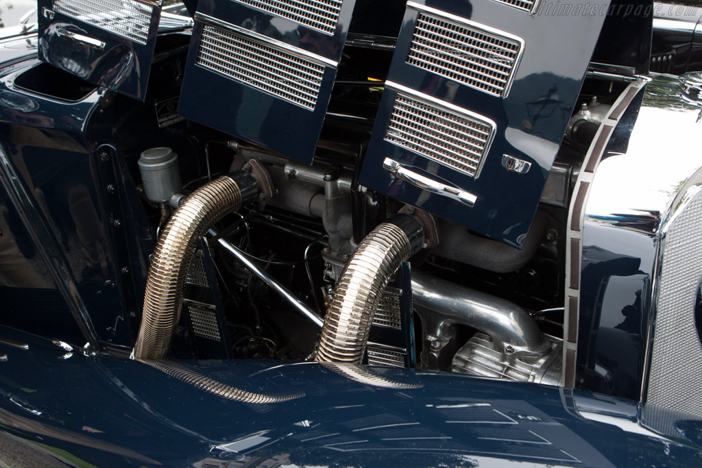Mercedes-Benz 500K Spezial Roadster - Chassis: 123700 - Entrant: Evert Louwman  - 2013 Concorso d'Eleganza Villa d'Este