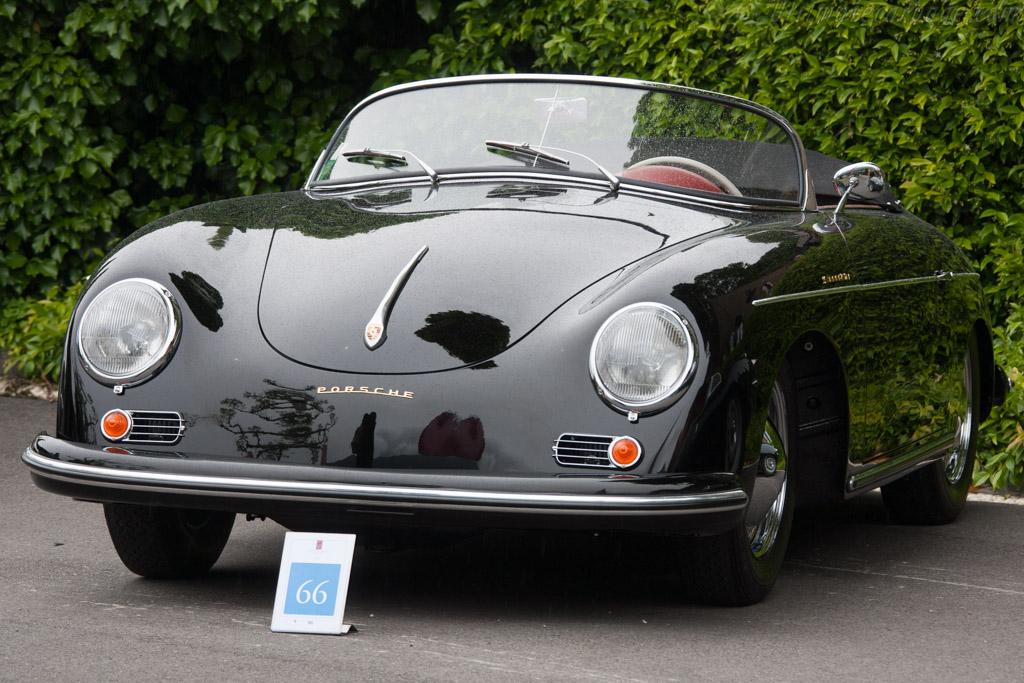 Porsche 356A Speedster    - 2013 Concorso d'Eleganza Villa d'Este