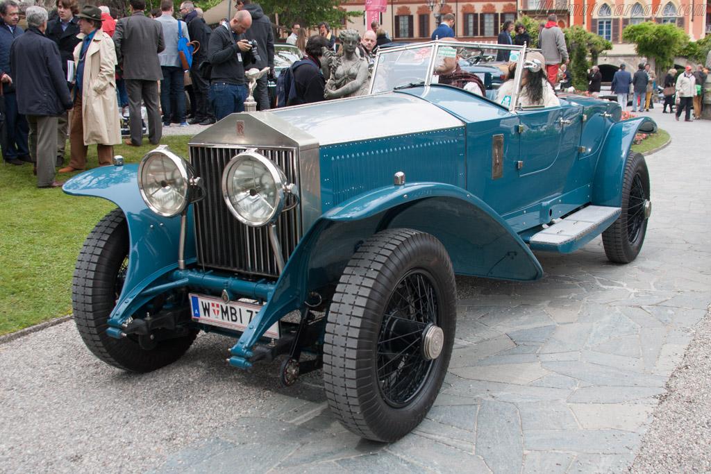 Rolls-Royce Phantom I Jarvis Boattail Tourer    - 2013 Concorso d'Eleganza Villa d'Este