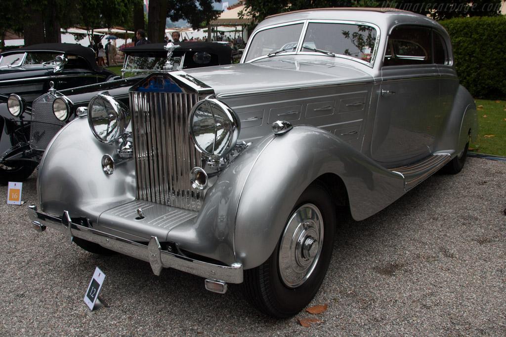 Rolls-Royce Wraith    - 2013 Concorso d'Eleganza Villa d'Este