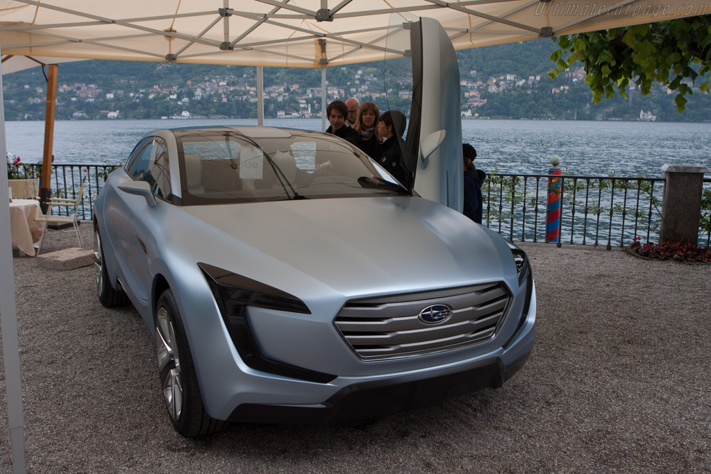 Subaru Viziv Concept    - 2013 Concorso d'Eleganza Villa d'Este