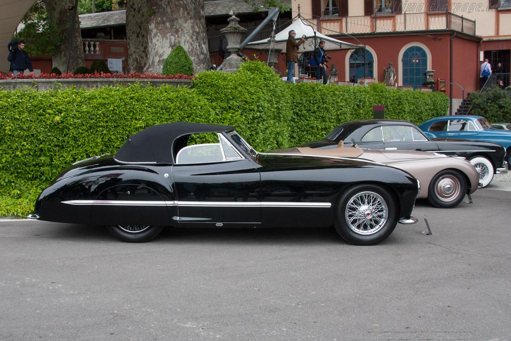 Talbot Lago T26 GS Franay Cabriolet - Chassis: 110121   - 2013 Concorso d'Eleganza Villa d'Este