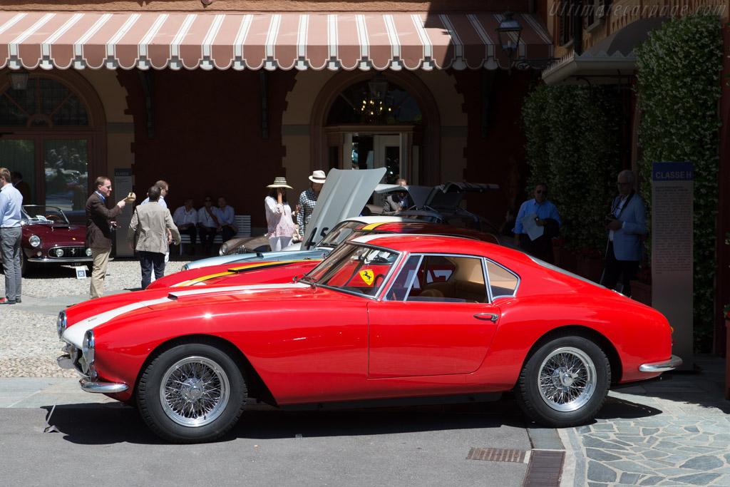 Ferrari 250 Gt Interim Chassis 1519gt Entrant Paul