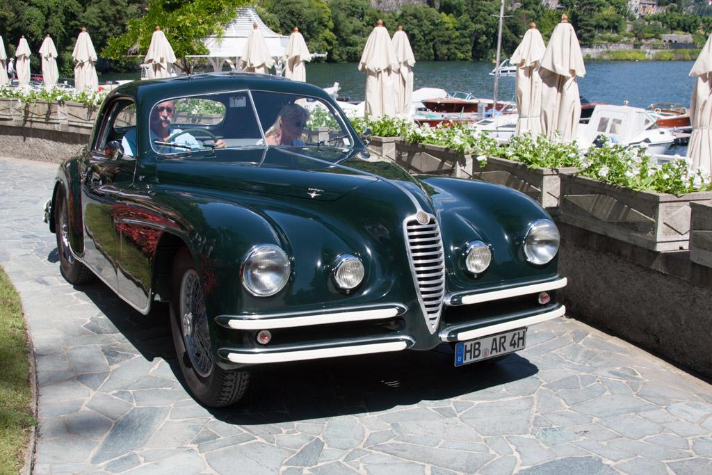Alfa Romeo 6C 2500 SS Touring Coupe - Chassis: 915823 - Entrant: Heiko Seekamp  - 2014 Concorso d'Eleganza Villa d'Este