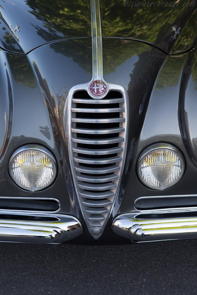 Alfa Romeo 6C 2500 SS Touring Villa d'Este Coupe - Chassis: 915916 - Entrant: Giuseppe Fontana  - 2014 Concorso d'Eleganza Villa d'Este