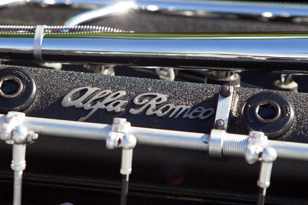 Alfa Romeo 6C 3000 CM Superflow IV - Chassis: 1361.00128 - Entrant: Steven Tillack  - 2014 Concorso d'Eleganza Villa d'Este