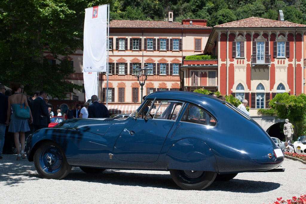 BMW 328 Wendler Streamline Coupe - Chassis: 85048 - Entrant: Bernard Knochlein  - 2014 Concorso d'Eleganza Villa d'Este