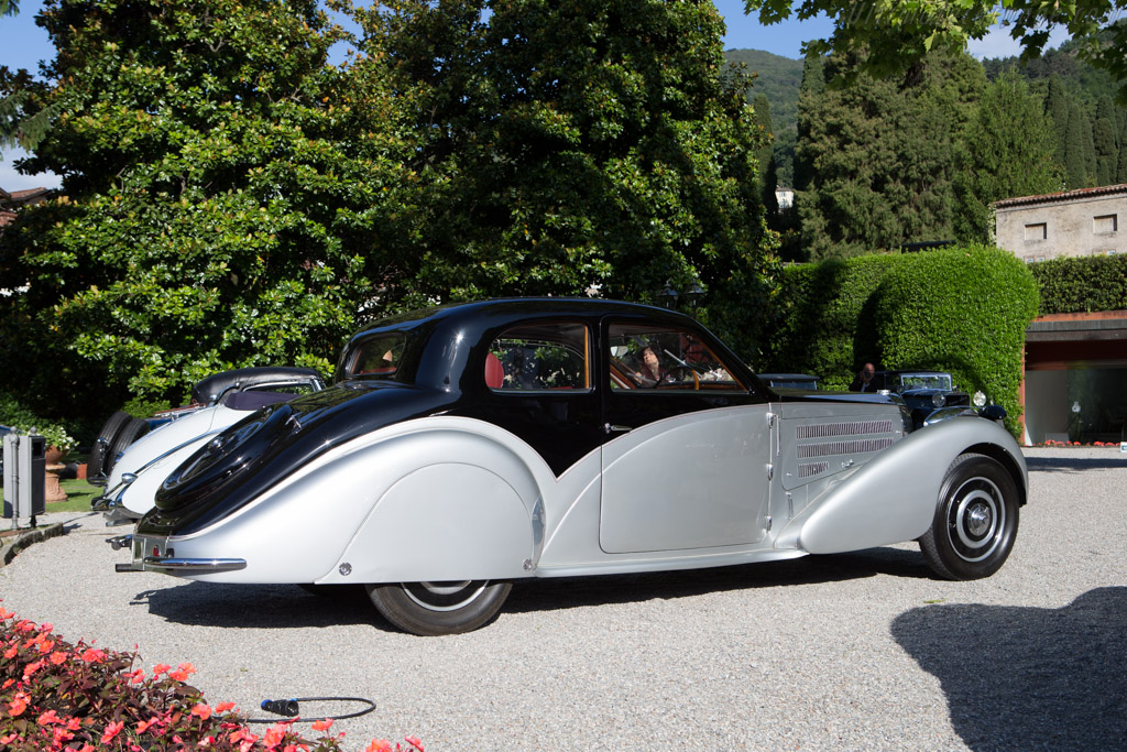 Bugatti Type 57 Gangloff Coach - Chassis: 57546 - Entrant: Johan van Puyvelde  - 2014 Concorso d'Eleganza Villa d'Este