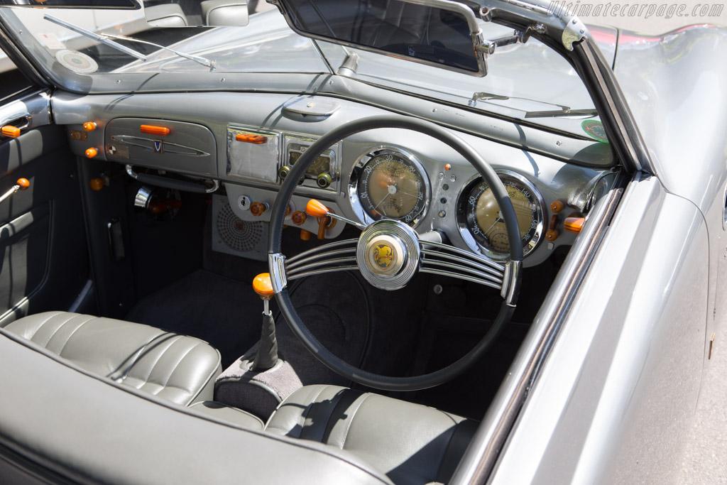 Cisitalia 202B Vignale Cabriolet - Chassis: 148SC - Entrant: Sergio Lugo  - 2014 Concorso d'Eleganza Villa d'Este