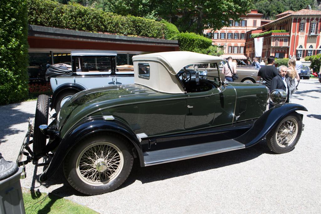 Duesenberg A Millspaugh & Irish Roadster - Chassis: A773 - Entrant: Peter Heydon  - 2014 Concorso d'Eleganza Villa d'Este