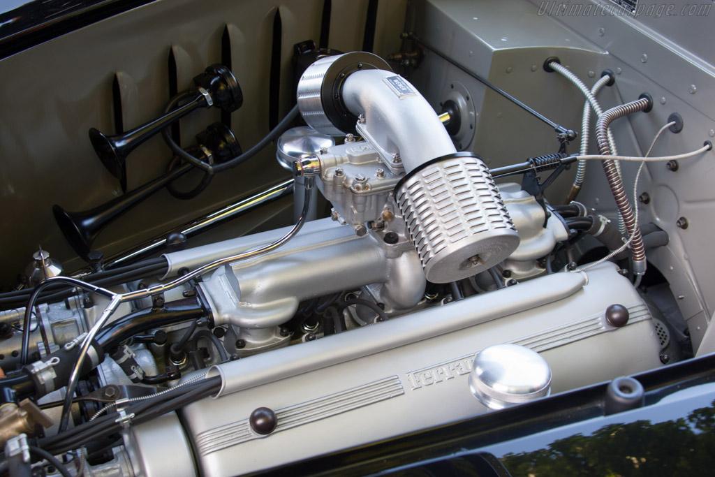 Ferrari 212 Inter Vignale Coupe - Chassis: 0163EL - Entrant: Peter S. Kalikow  - 2014 Concorso d'Eleganza Villa d'Este