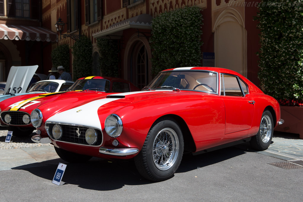 Ferrari 250 GT Interim - Chassis: 1519GT - Entrant: Paul Pappalardo  - 2014 Concorso d'Eleganza Villa d'Este