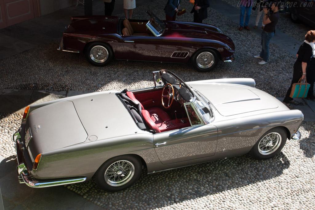 Ferrari 250 GT Series 2 Cabriolet - Chassis: 1881GT - Entrant: Francesco Carozza  - 2014 Concorso d'Eleganza Villa d'Este
