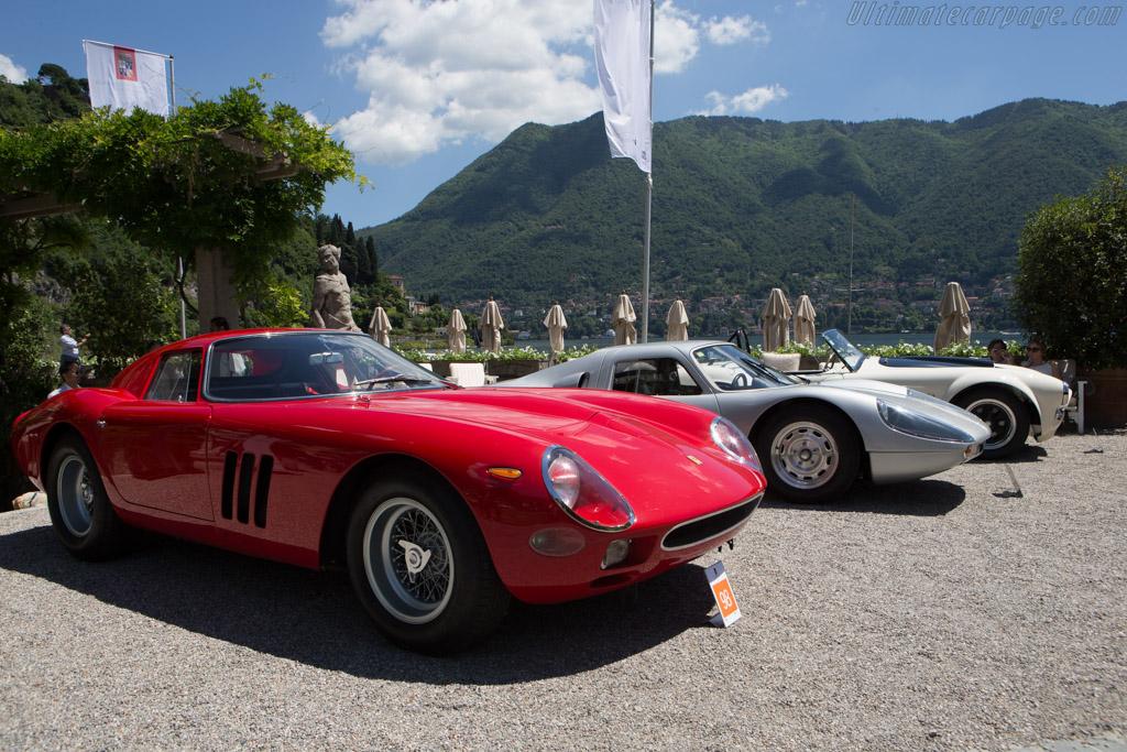 Ferrari 250 GTO - Chassis: 4675GT - Entrant: Lionshead West Collection  - 2014 Concorso d'Eleganza Villa d'Este