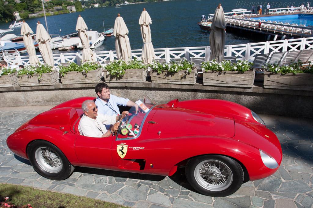 Ferrari 500 TRC - Chassis: 0658MDTR - Entrant: Claudio Caggiati  - 2014 Concorso d'Eleganza Villa d'Este