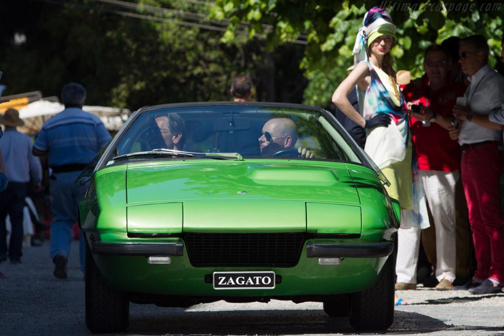 Fiat 132 Zagato Aster - Chassis: 0014224 - Entrant: Patrick Bischoff  - 2014 Concorso d'Eleganza Villa d'Este
