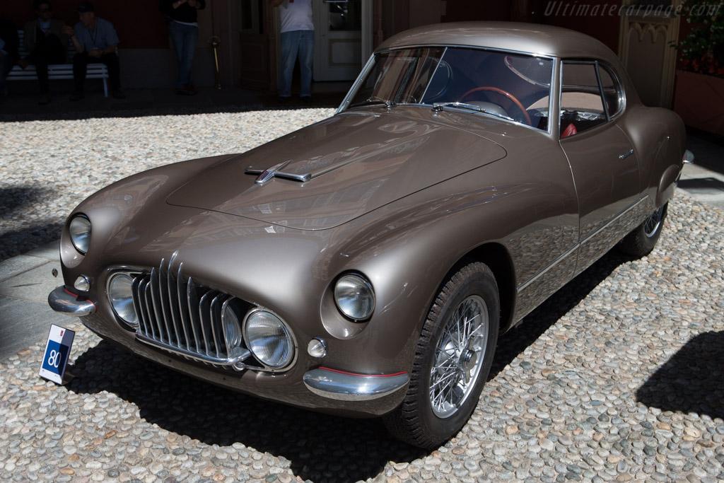 Fiat 8V Rapi Coupe - Chassis: 106*000044 - Entrant: Gabriele Artom  - 2014 Concorso d'Eleganza Villa d'Este