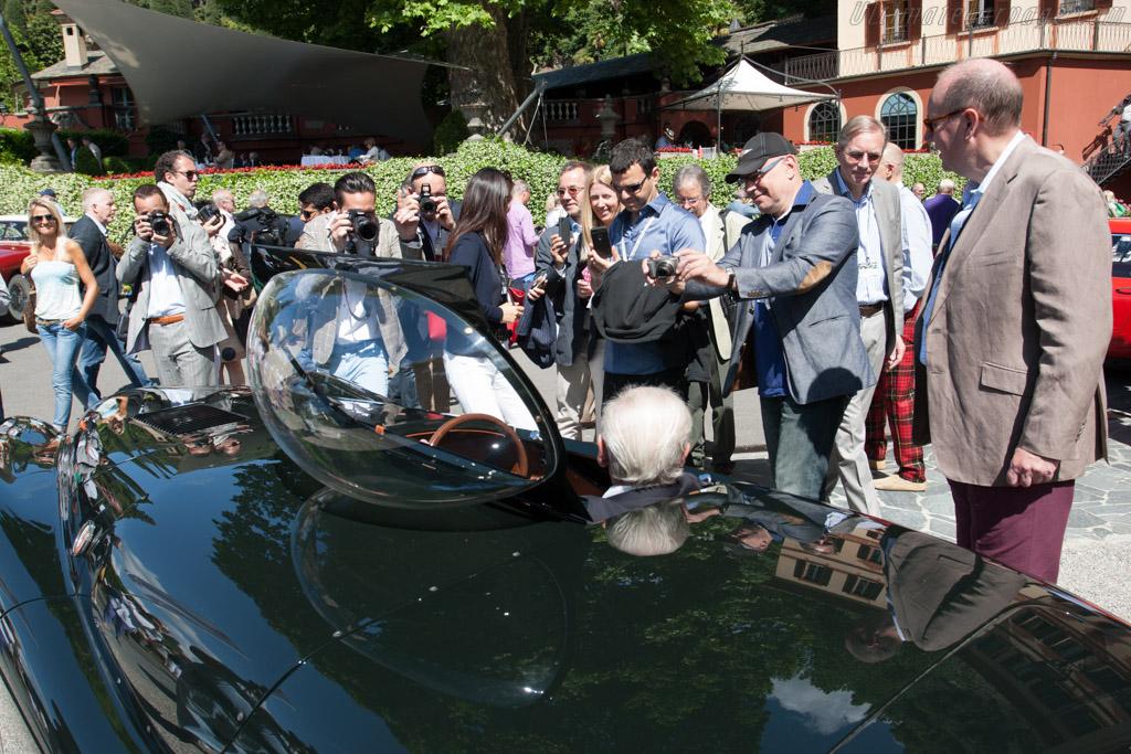 Jaguar XK120 - Chassis: 660986 - Entrant: Kurt Engelhorn  - 2014 Concorso d'Eleganza Villa d'Este