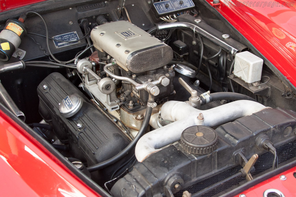 Lancia Aurelia B24 Spider - Chassis: B24S-1166 - Entrant: Fritz Kaiser  - 2014 Concorso d'Eleganza Villa d'Este