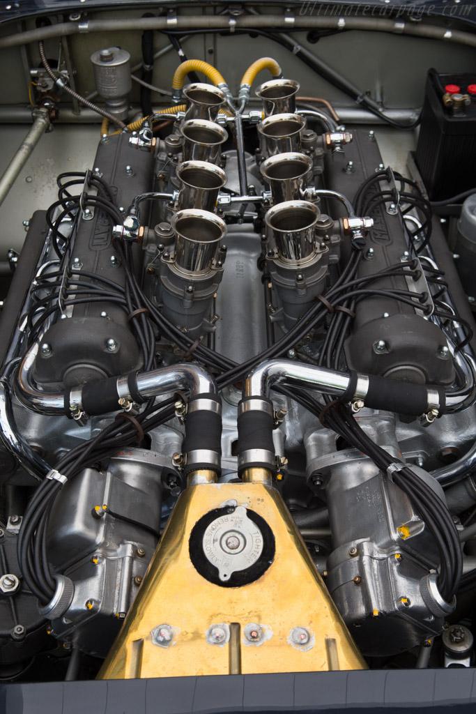 Maserati 450S - Chassis: 4502 - Entrant: Albert Spiess  - 2014 Concorso d'Eleganza Villa d'Este