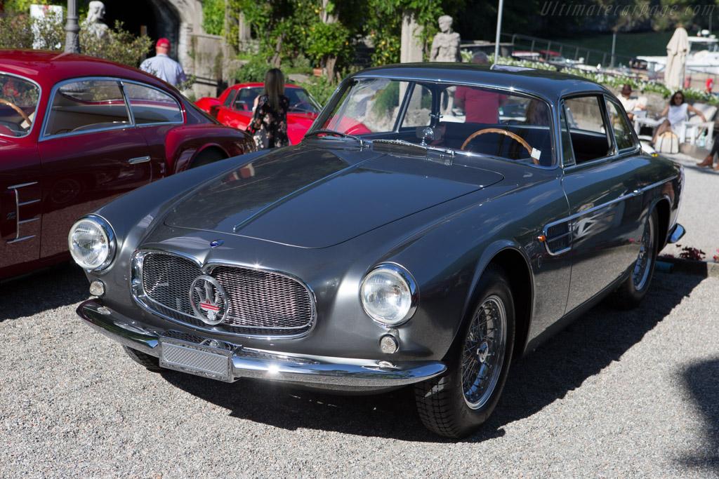 Maserati A6G/54 2000 Allemano Coupe - Chassis: 2125 - Entrant: Jonathan Segal  - 2014 Concorso d'Eleganza Villa d'Este