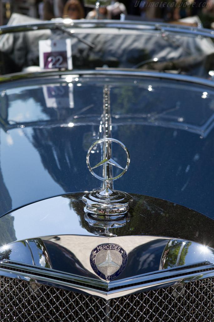 Mercedes-Benz 500K Cabriolet A - Chassis: 113717 - Entrant: Winfried Ritter  - 2014 Concorso d'Eleganza Villa d'Este