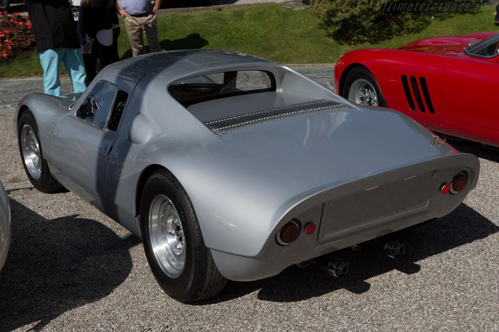Porsche 904 GTS - Chassis: 904-026 - Entrant: Kriton Lendounis  - 2014 Concorso d'Eleganza Villa d'Este