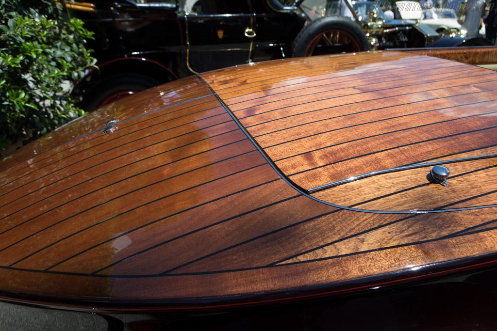 Rolls-Royce Phantom II Gurney Nutting Boattail - Chassis: 125RY - Entrant: Sir Anthony Bamford  - 2014 Concorso d'Eleganza Villa d'Este