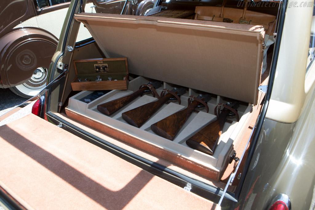Rolls-Royce Silver Cloud I Radford Enclosed Estate - Chassis: LSLG112 - Entrant: Marcello Fratini  - 2014 Concorso d'Eleganza Villa d'Este