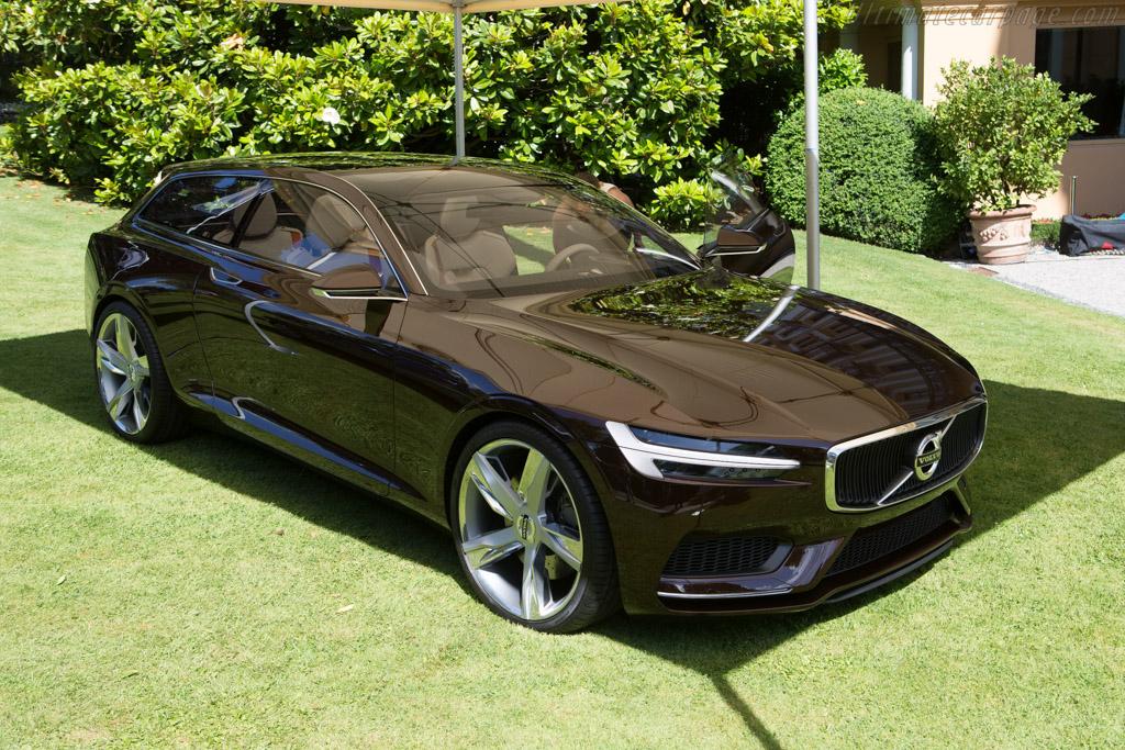 Volvo Estate Concept  - Entrant: Maximilian Missoni  - 2014 Concorso d'Eleganza Villa d'Este