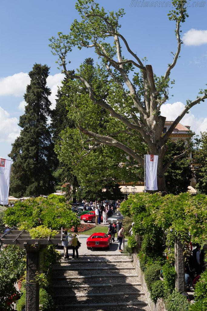 Welcome to Villa d'Este    - 2014 Concorso d'Eleganza Villa d'Este