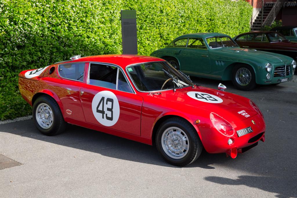 Abarth Simca 1300 GT Corsa - Chassis: 130S 0117 - Entrant: Alex Vazeos  - 2016 Concorso d'Eleganza Villa d'Este
