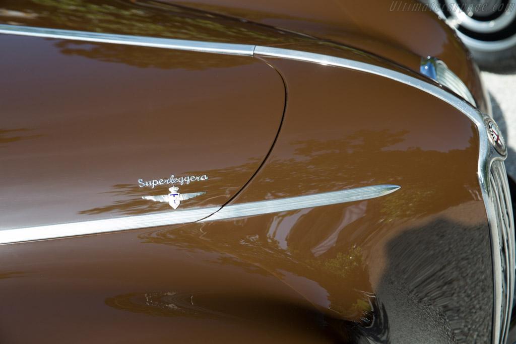 Alfa Romeo 6C 2500 S Turinga Coupe - Chassis: 915209 - Entrant: Frederico Vitto  - 2016 Concorso d'Eleganza Villa d'Este