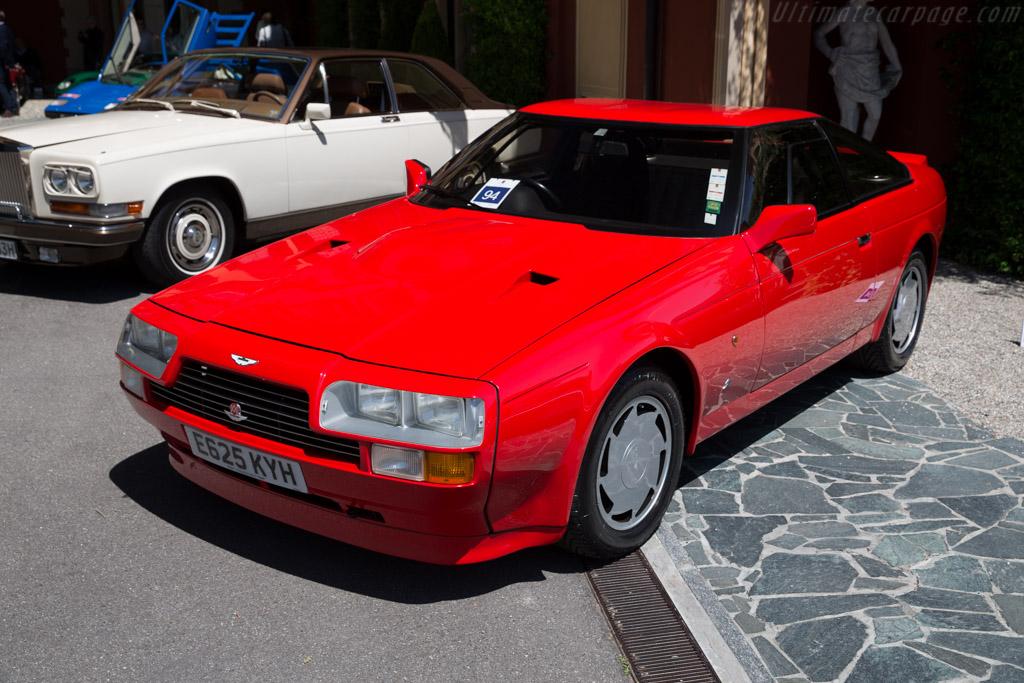 Aston V8 Vantage Zagato Chassis 20011 Entrant John