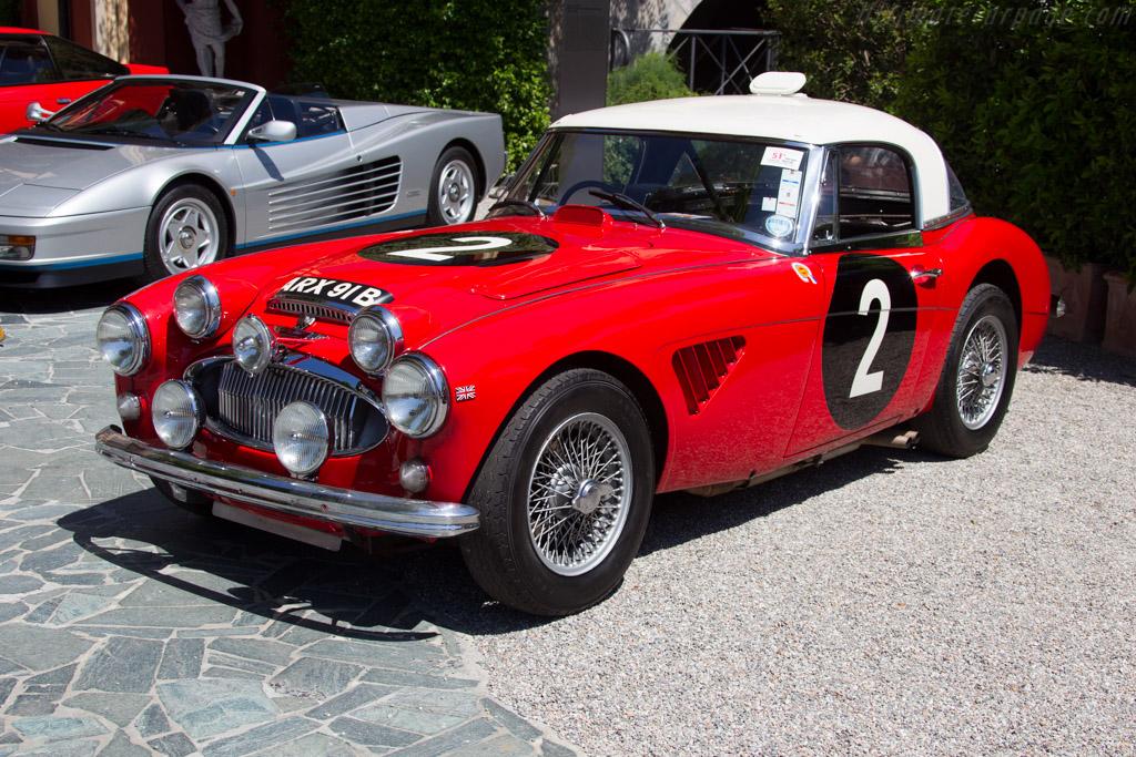 Austin Healey 3000 Mk III Works - Chassis: HBJ8/26754 - Entrant: John Corrie  - 2016 Concorso d'Eleganza Villa d'Este